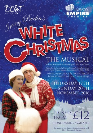 white christmas cast - Cast Of White Christmas